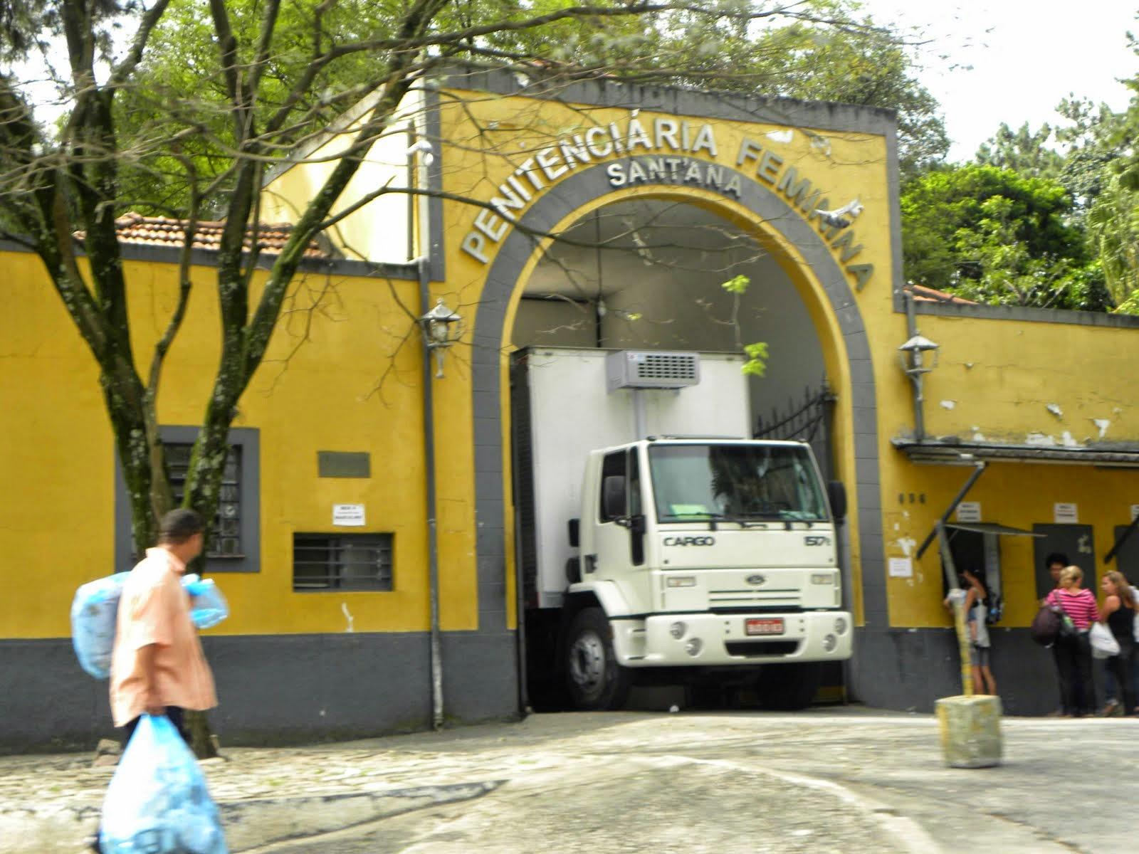Presas também denunciam restrição ao uso de água e condições sub-humanas de alimentação - Créditos: Divulgação