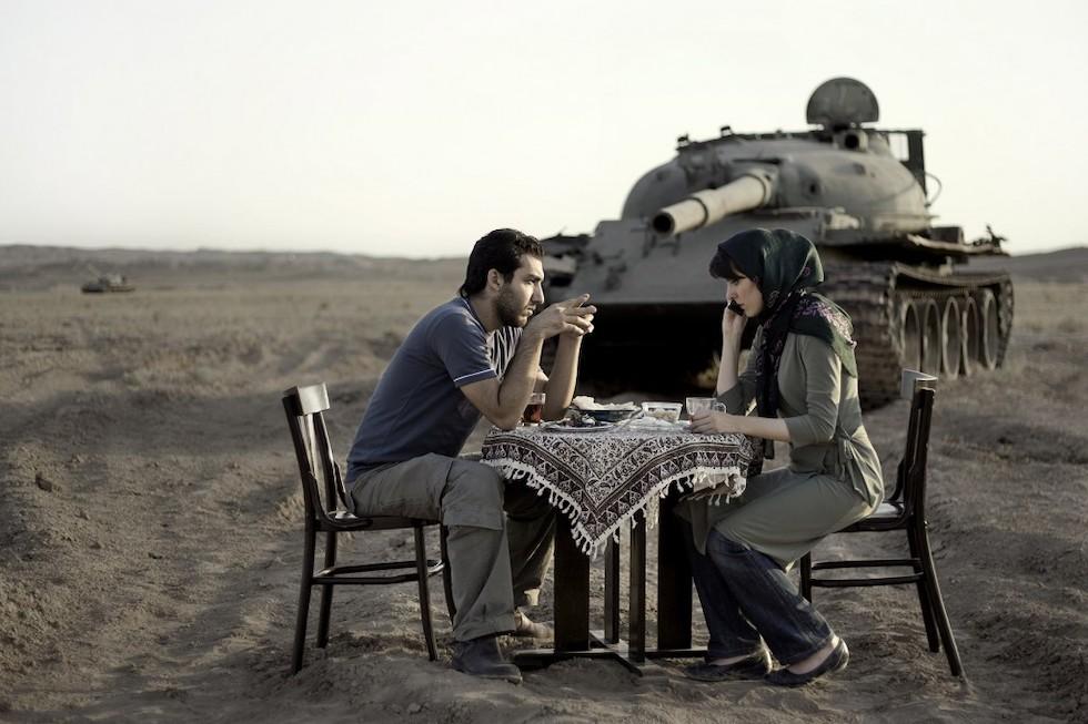 Today's Life and War, 2008. - Créditos: Gohar Dashti