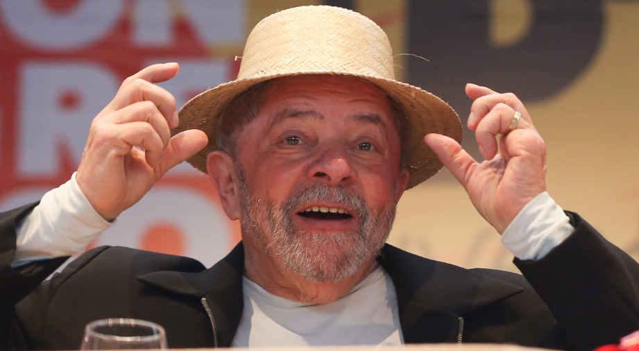 "Lula stands for ""a country where the environment is respected and family farming is valued"" - Créditos: Lula Marques/Agência PT"