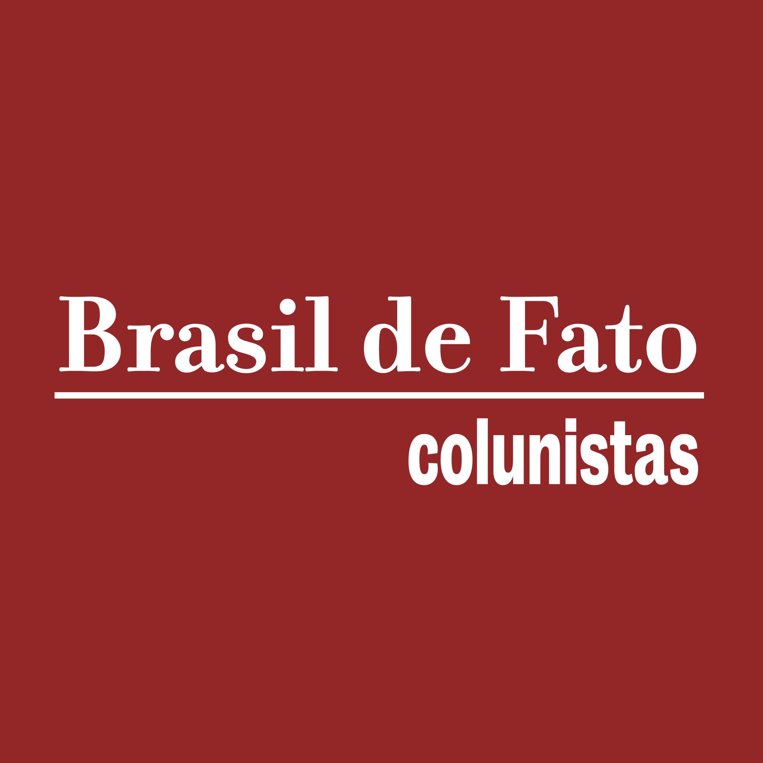 Colunistas Brasil de Fato