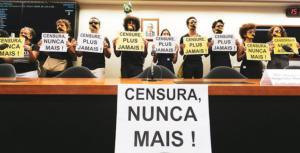 Vanessa Grazziotin: Denúncia não é contra Glenn, é contra a liberdade de imprensa