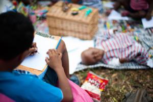 O cuidado com as crianças em tempos de pandemia e histórias de solidariedade contra o Coronavírus