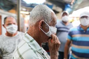 Programa Bem Viver dá orientações para o uso correto das máscaras de proteção