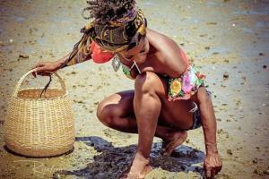 """#31 """"Que desenvolvimento é esse que traz a morte?"""", denuncia pescadora e líder quilombola"""