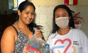 SOF – Solidariedade em movimento: mulheres na linha de frente no combate à pandemia