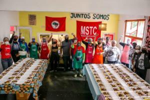 Lute como quem cuida: Programa Bem Viver mostra campanha que doa 300 marmitas diárias