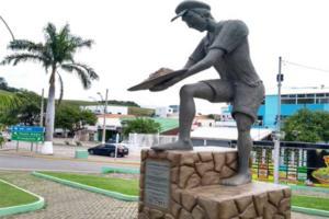 Mouzar Benedito: Sua cidade é capital do quê?