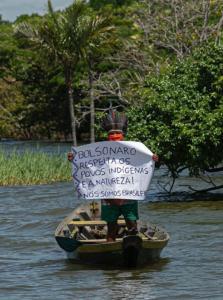 Alexandre Padilha: Bolsonaro exterminou PL que garantia proteção aos povos indígenas na pandemia