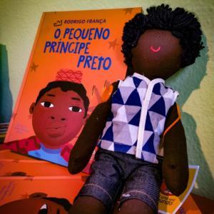 """Bem Viver destaca obra """"O Pequeno Príncipe Preto"""" neste Dia Nacional do Livro (29)"""