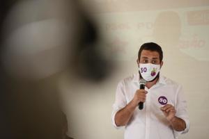Vanessa Grazziotin: Centrar forças progressistas para sairmos vitoriosos no segundo turno