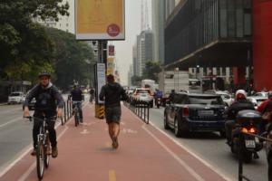 Trânsito urbano: programa Bem Viver aborda os desafios para o respeito ao ciclismo