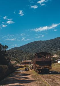 Mouzar Benedito: De trem para o Sul