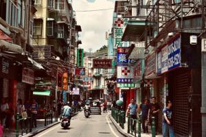 Mouzar Benedito: O homem de Macau
