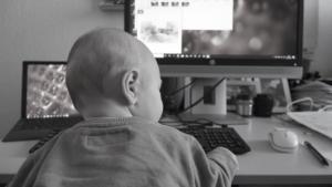 No Radinho BdF, crianças falam sobre a sua relação com as telas