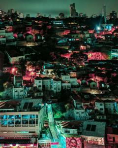 Mouzar Benedito: Bares da Vila Madalena