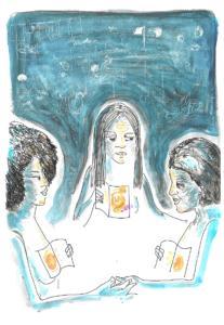 SOF: Horizontes das mulheres que recusam o aprisionamento pelo violento presente