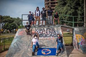 Periferia Viva: Direito à vida: juventude luta pela sobrevivência na pandemia da covid-19