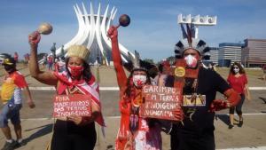 """Demarcar terras é defender o Brasil"", diz indígena ao Programa Bem Viver"