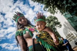 SOF: Contra o PL 490: a natureza, a diversidade e as experiências das mulheres