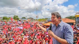 #82 Haddad quer viabilizar governo progressista em SP, mas diz que é cedo pra candidatura