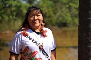 """""""Indígenas querem sua sustentabilidade"""", diz deputada Joenia Wapichana ao Programa Bem Viver"""
