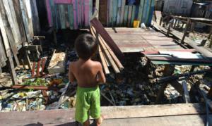 Crianças discutem aumento da desigualdade social no Brasil, no Radinho BdF