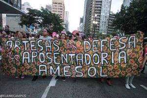 SOF: Proteção social, feminismo e trabalho autogestionário: respostas ao desemprego e à fome
